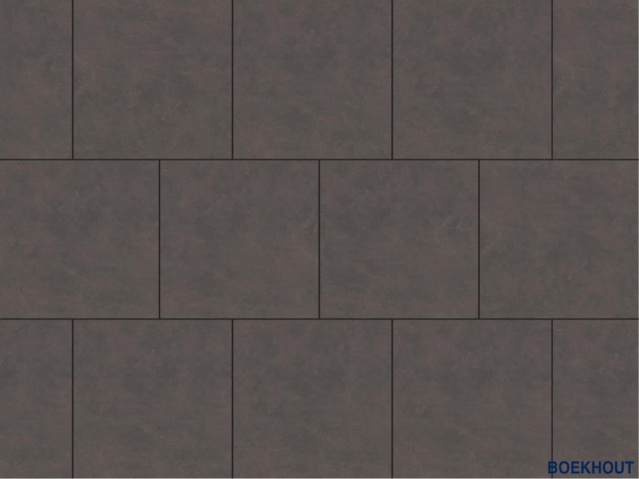 Pvc betonlook vloer design boekhout pvc