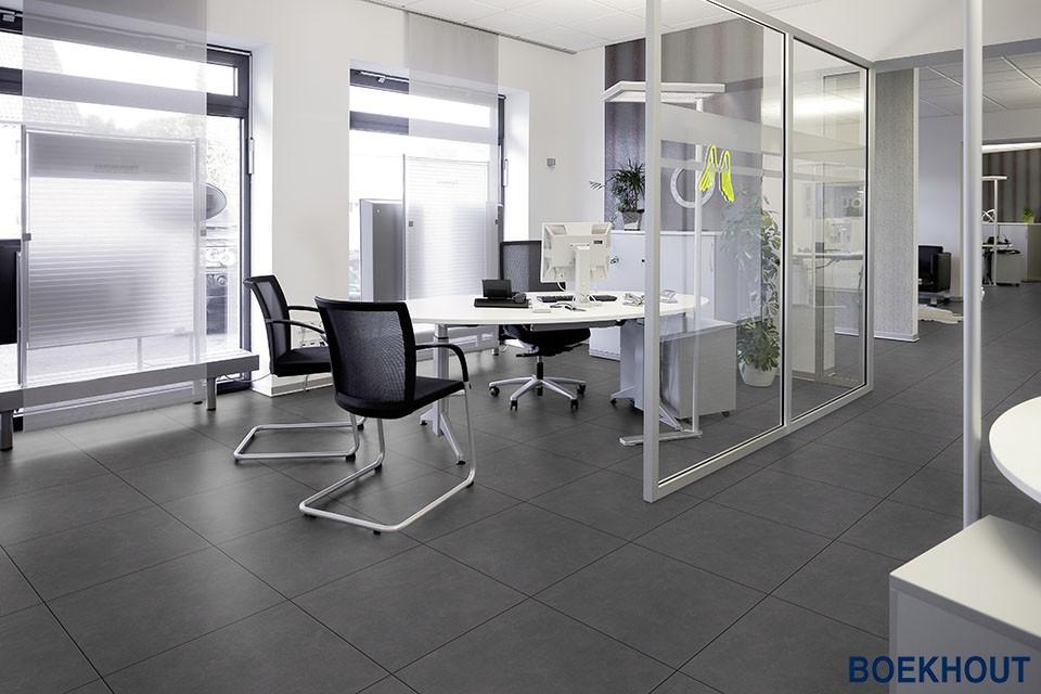 Pvc Vloer Donkergrijs : Pvc vloeren betonlook grijs awesome betonlook pvc vloer voorbeeld