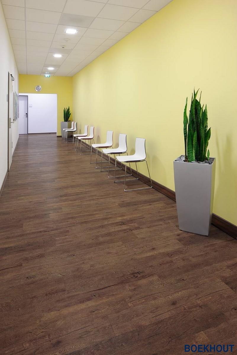 Genoeg PVC donkere houten vloeren | Design | BOEKHOUT PVC @LC33
