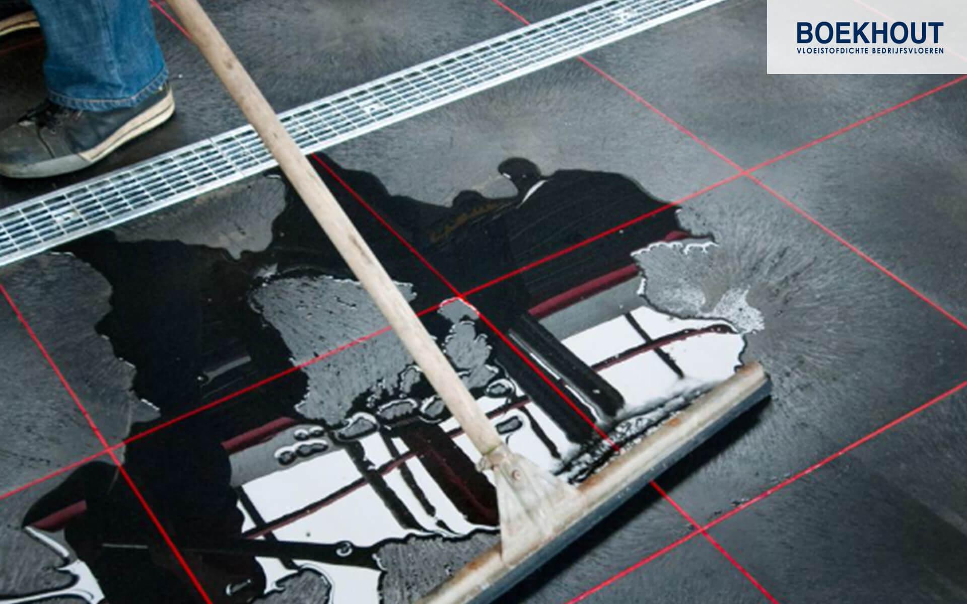 Anti Slip Vloeren : Antislip boekhout pvc