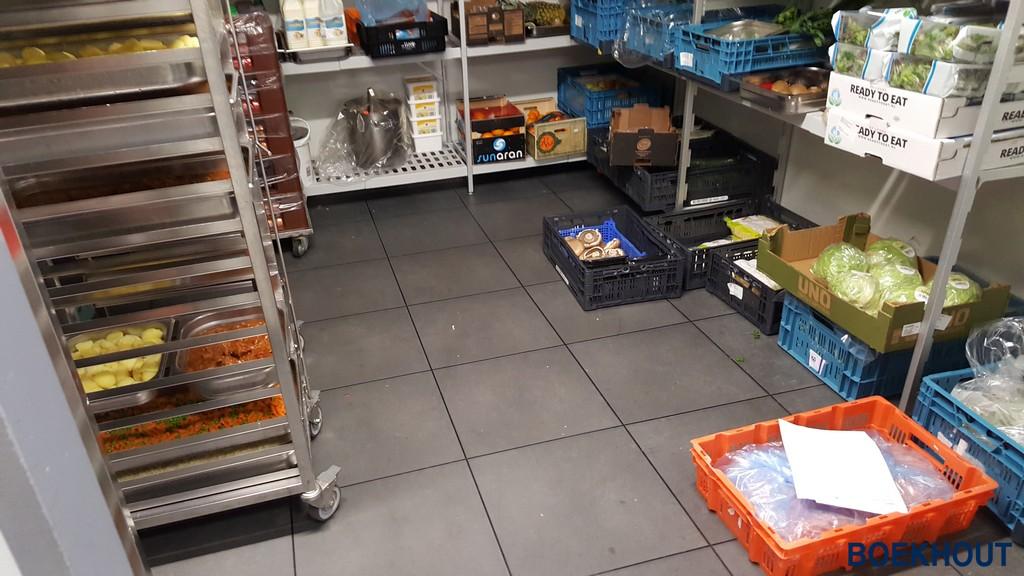 Horeca Vloeren Keuken : Vloeren keuken horeca: kitvoegen voor horeca keukens en