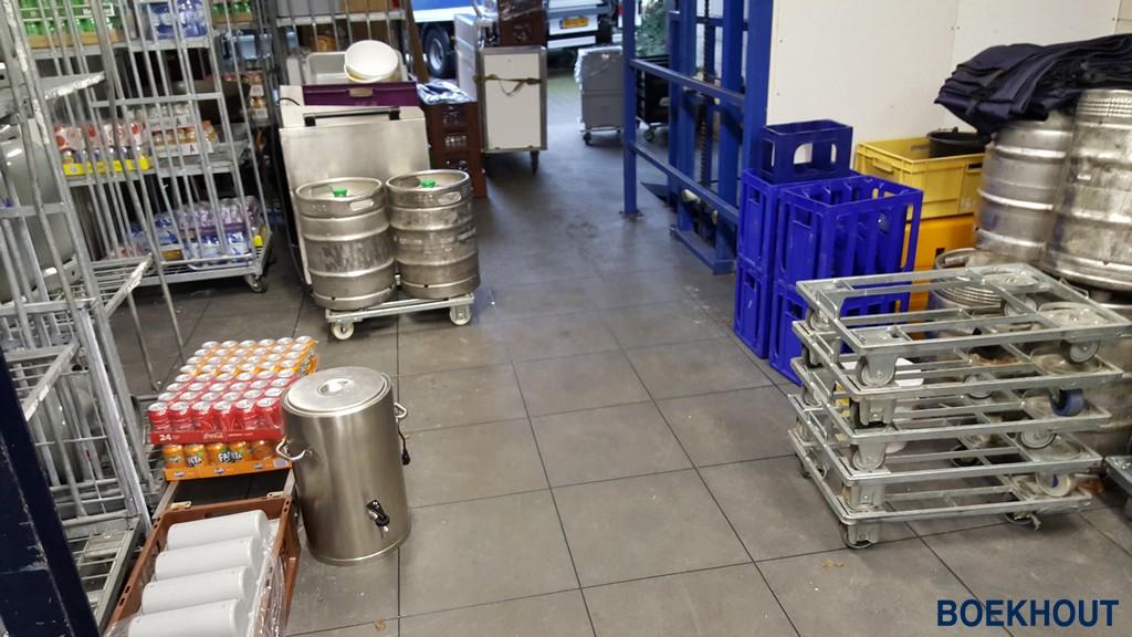 Horeca Vloeren Keuken : Horecavloeren voor ondernemers vloeistofdicht boekhout pvc
